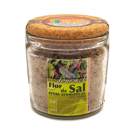 Fleur de Sel for Salads