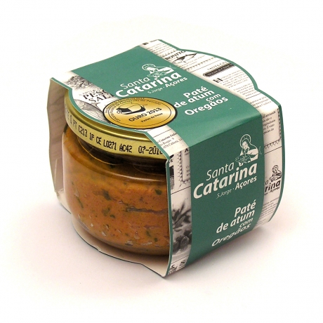 Tuna Paste With Oregano