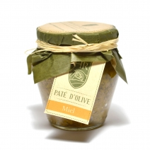 Green Olive Paste With Honey