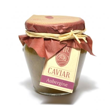 Aubergine Caviar