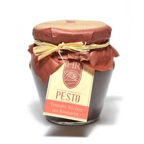 Pesto de Tomate Séchée au Romarin