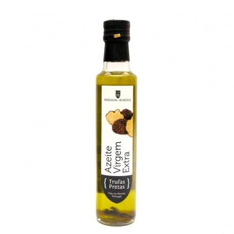 Huile D'Olive Vierge Extra à la Truffe Noire du Périgord