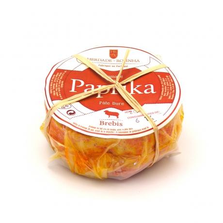 Fromage au Paprika - Pâte Dure